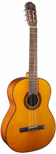 Takamine GC1 NAT Classical Acoustic Guitar, Natural,medium
