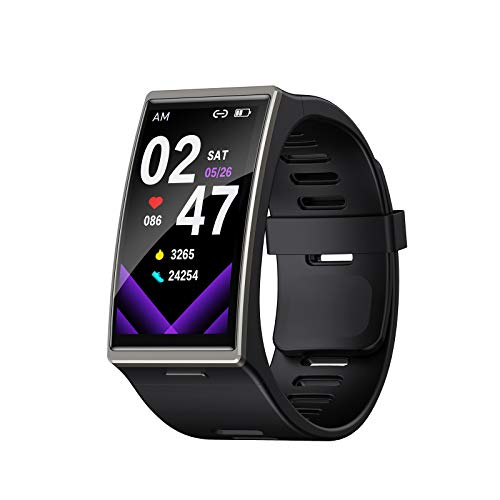 XIMULIZI Smart-Armband Pedometer Wasserdicht Multifunktions-Uhr-Mode-Big Screen Sport