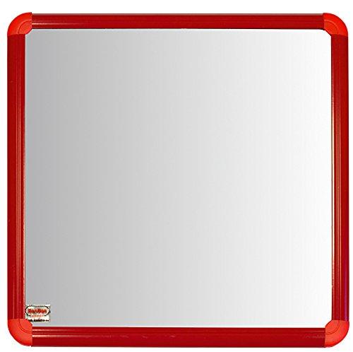 Henbea- Espejo Parchís, Color Rojo (884/1)