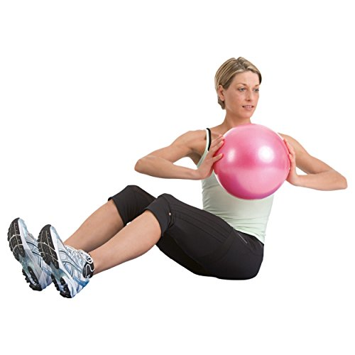 Sport-Tec TOGU Redondo Ball 18 cm, rot, Gymnastik, Redondoball, Pilates, Yoga, Reha