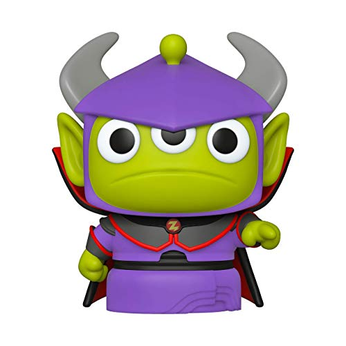 Funko- Pop Disney Pixar: Toy Story-Alien as Zurg Figura da Collezione, Multicolore, 49088