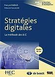 Stratégies digitales - La méthode des 6 C