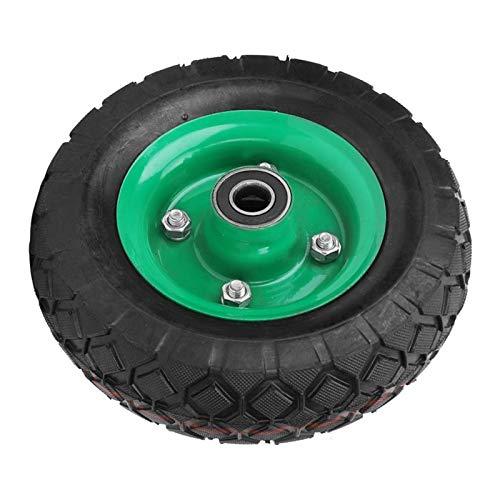 Neumático inflable resistente al desgaste de la rueda 6in rueda de 150 mm de la herramienta de grado de grado industrial de la carretilla del neumático de la carretilla de la rueda de los neumáticos 2