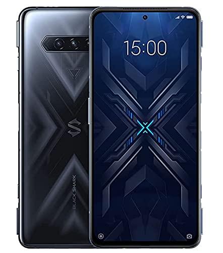 "Black Shark 4 [5G] - Smartphone 12+128GB, Pantalla 144Hz 6,67"", Snapdragon 870, 48MP Triple Cámara, Batería 4500mAh, LPDDR5 RAM + UFS3.1 Storage, Negro (Versión Global)"