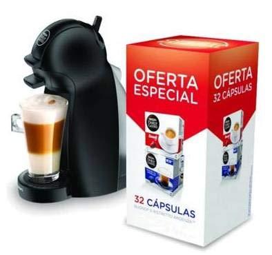 Krups KP1000 Nescafe Dolce Gusto Piccolo - Cafetera + 16 Buondi + 16 Ristretto...