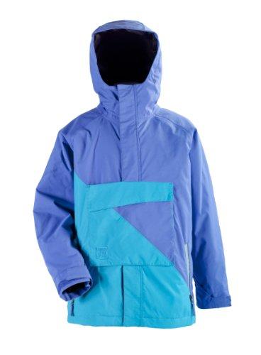 Nitro Kinder Jacke BOYS FUNTIME, TRUE BLUE/ ACID BLUE, L, 1121-872855_1212
