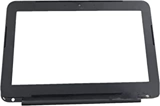 Laptop LCD Back Cover Front Bezel for HP Stream 13-c000 Touch Color Black