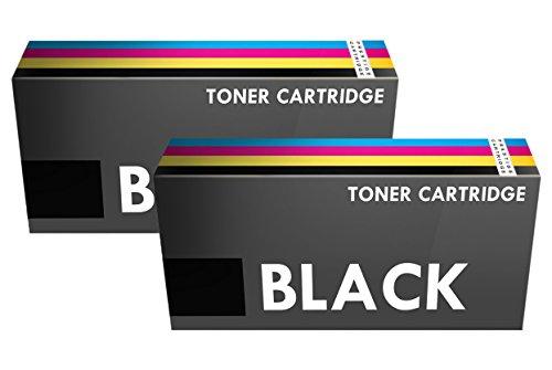 Prestige Cartridge Tóners Compatibles Alta Capacidad con HP CF283A, HP 83A Serie - Negro, 2-Pack