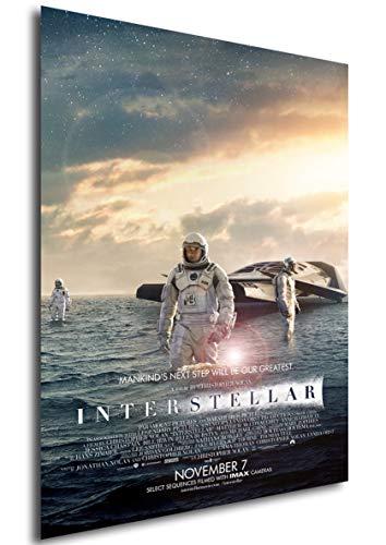 Poster - Cartèl - Interstellar VAR 2 Manifesto 70x50