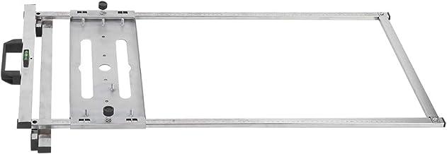 Herramienta de posicionamiento de guía del borde de la tabla de cortar para sierra circular eléctrica Sierra circular eléctrica Trimmer Guía de máquina