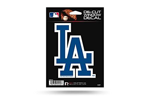 MLB Los Angeles Dodgers Die-Cut Window Decal