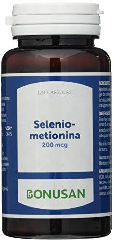 SELENIO METIONINA CAP 120 CAP