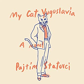 My Cat Yugoslavia audiobook cover art