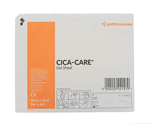 Cica-Care Silicone Gel Sheeting 12cm x 15cm by Smith & Nephew