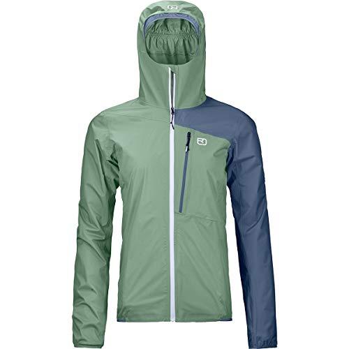 ORTOVOX Damen 2.5L Civetta Jacket W Weste, grüne Insel, XS