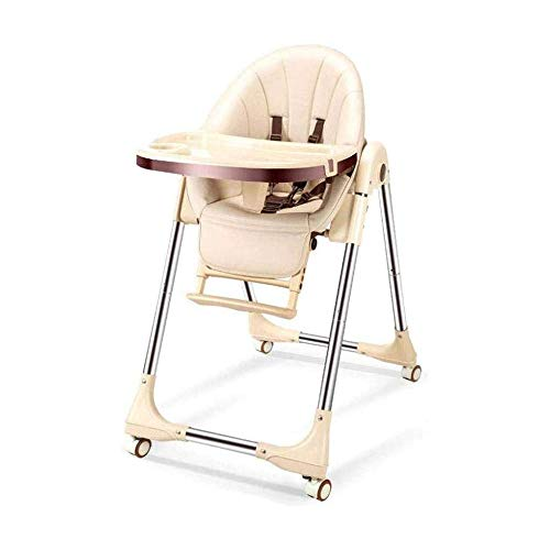 Learn More About HEMFV Baby Feeding High Chair Seat - Space Saving Baby Toddler Booster Eating High ...