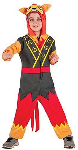 Rubie's Costume Yo-Kai Watch Blazion Child's Costume, One Color, Large