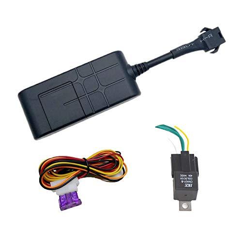 CALALEIE G-X1 Mini Fahrzeug GPS Tracker Locator Diebstahlschutz Motorrad Alarm Tracking Sicherheitssystem Motorraddekorationsteile neu