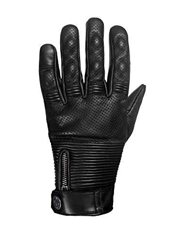 John Doe Motorrad Handschuh Rush | Innenseite mit Kevlar | Handschuh aus Rindsleder | Atmungsaktiv