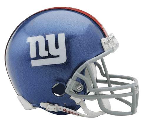 Riddell NFL New York Giants Replica Mini Football Helmet