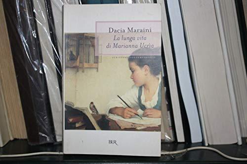 Dacia Maraini La Lunga Vita Di Marianna Ucria Bur 2006