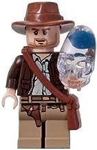 Indiana Jones (Crystal Skull) - Lego Indiana Jones Minifigure