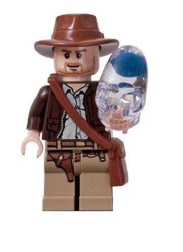 LEGO Indiana Jones (Crystal Skull) Indiana Jones Minifigure