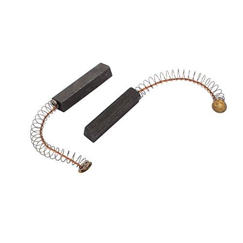 Aexit Paar 6x7x29mm Kohlebürsten Elektrowerkzeug für elektrische Bohrhammer Motor (cf24935c490a0bea45e090394ad72efc)
