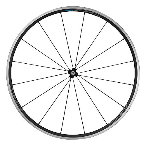 SHIMANO WHRS300F Piezas de Bicicleta, Unisex Adulto, estándar, Front 700C-Clincher
