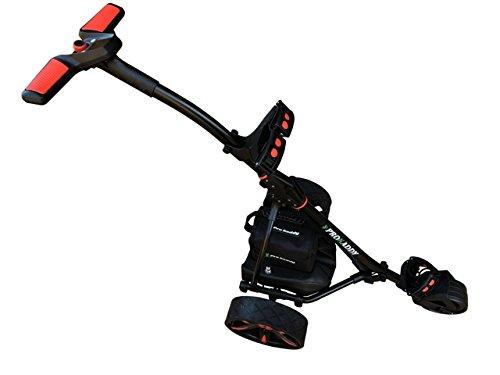 Carro eléctrico de golf Pro Kaddy S1T2 – Diseño ergonómico