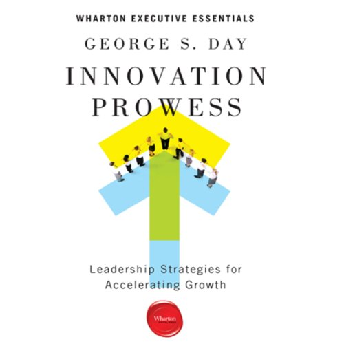 Innovation Prowess audiobook cover art
