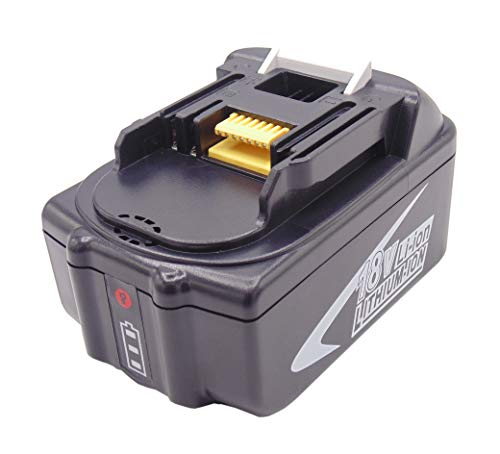 18V 5000mAh Reemplace la batería de la herramienta Makita para Makita BL1850 BL1830 BL1840