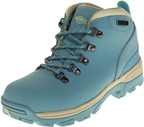 Northwest Territory Womens Trek scarpe da trekking, Blu (blu cielo), 37 EU