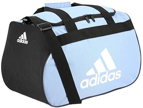 adidas Diablo Small Duffel BagAsh Blue/Black/WhiteSmall
