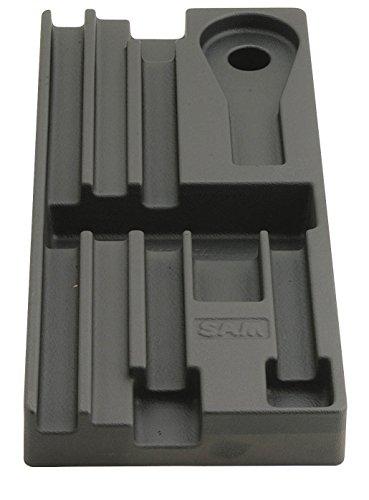 SAM Outillage MOD-14 Module vide pour accessoires 3/4, Noir