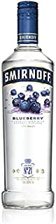 Smirnoff Blue Berry Wodka 1 x 1 l