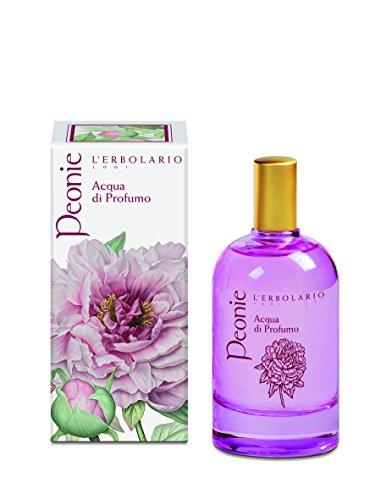 L'Erbolario Peonie Eau de Parfum, 1er Pack (1 x 50 ml)
