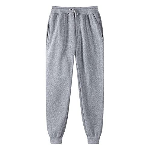 N\P Pantalones Casuales Hombre Pantalones de Longitud Completa de los Hombres