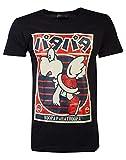 Photo de Gamesland Nintendo - T-Shirt - Propaganda Koopa Paratroopa (L)