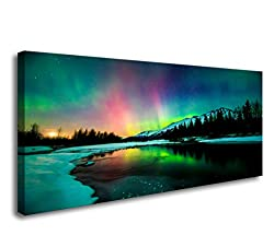 Image of S01950 Wall Art Aurora...: Bestviewsreviews