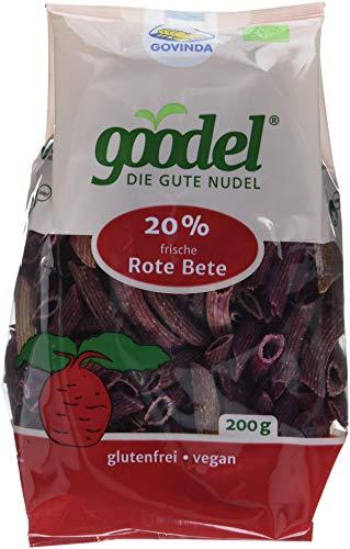 Govinda Bio Nudeln vegan, rote Bete, 200 g