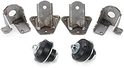 1947-54 Fits Chevy Pickup Motor Mounts for Bolt-In IFS