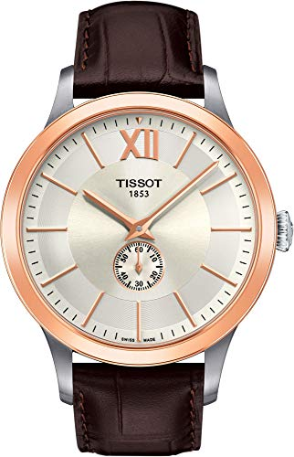 Tissot Classic Gent 18k Gold T9124284603800