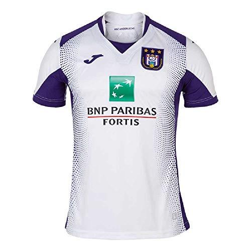 Joma 2019-2020 Anderlecht Away Football Soccer T-Shirt Trikot