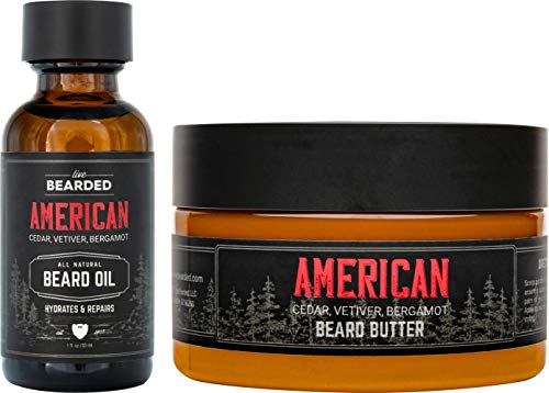 Live Bearded: Beard Oil and Beard B…