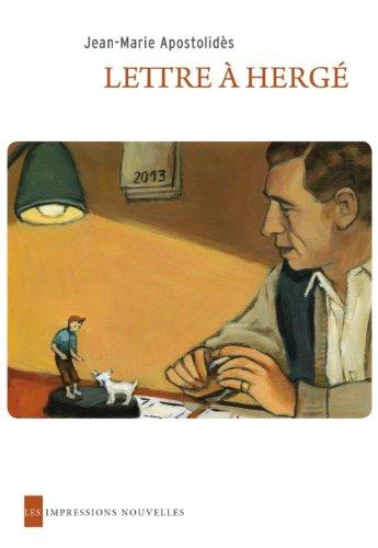 Lettre à Hergé