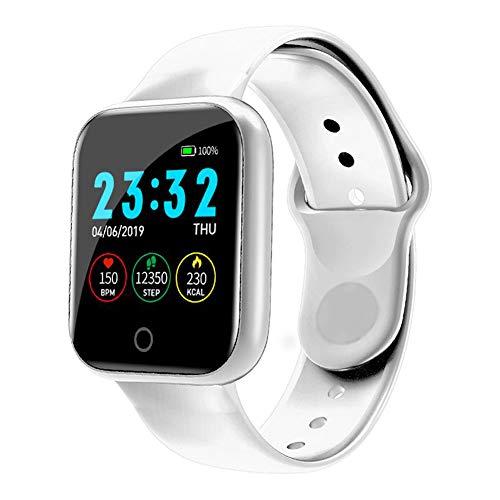 Smartwatch, Reloj Inteligente Impermeable IP68 Pulsera de Actividad Inteligente con Monitor de Sueño Pulsómetros Podómetro Contador de Caloría, para Hombre Mujer niños