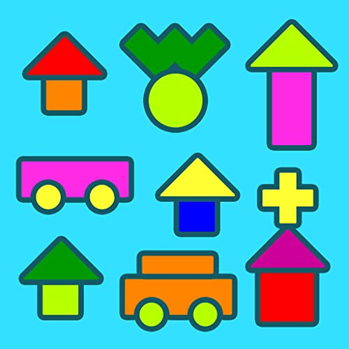 カラフルつみき - 知育アプリで遊ぼう 子ども・幼児向け無料アプリ