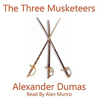 The Three Musketeers cover art