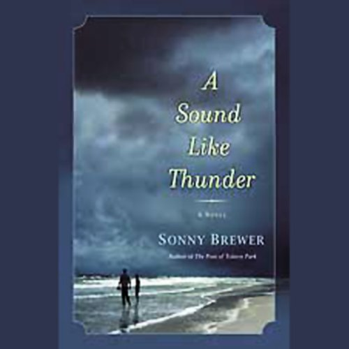 A Sound Like Thunder audiobook cover art